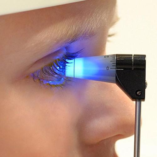 tonometria - pressão ocular